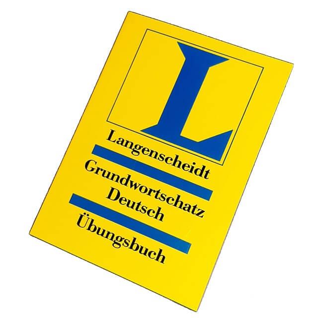 کتاب تمرین واژه نامه موضوعی زبان آلمانی